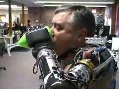 ビデオ:セグウェイの発明家が開発するロボット義手「ルークアーム」 - Engadget Japanese