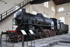 Pietrarsa railway museum, Naples