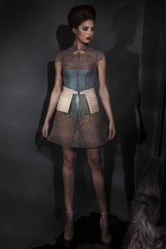 Design by Natasha Chung, Contour Fashion BA (Hons)