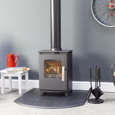 Beltane Brue 3.2kw SE Multi-fuel / Wood Burning Stove - Stoves Are Us