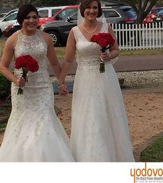 Beautiful Brides. #love #loveit #lovewins #lovely #lesbians #lesbianwedding #wed #wedding #gay #gaywedding #gayweddings #equalrights #equality #same #samesexwedding #samesexmarriage #mytexasgaywedding #equalrights