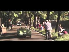 Stars join Jaguar Heritage Racing at Mille Miglia 2013