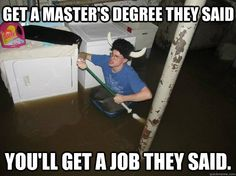 Going for a Master's Degree!?