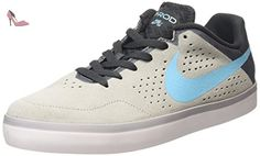 Nike - Chaussons, grey bleu, taille 42 - Chaussures nike (*Partner-