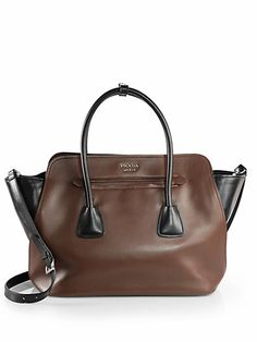 Prada on Pinterest | Top Handle Bags, Totes and Calves