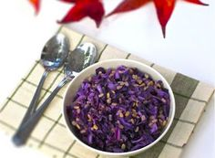 Denny Chef Blog: Cavolo viola stir fry