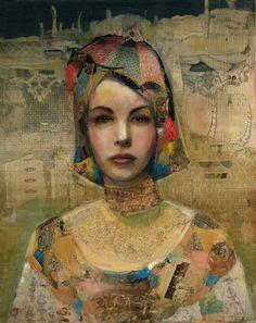 """modernique"" by Joshua Burbank"