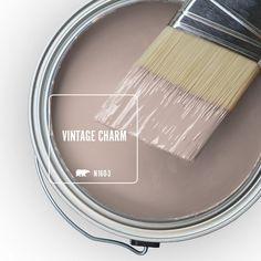 Interior Design Minimalist, Flat Interior, Interior And Exterior, Exterior Design, Paint Colors For Home, House Colors, Pink Paint Colors, Behr Paint Colors, Vintage Paint Colors