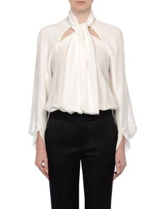 Women's Blouse Barbara Bui NECKTIE BLOUSE - Official Online Store United States