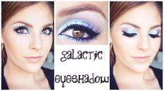 After a request to do some more makeup tutorial with the galaxy chic palette by bh . All Things Beauty, Beauty Make Up, Girly Things, Beauty Tips, Bh Cosmetics Galaxy Chic, Galaxy Chic Palette, Eyeshadow Looks, Baked Eyeshadow, Makeup Looks Tutorial