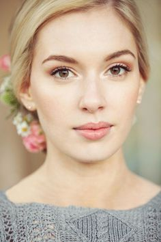 30 Wedding Make Up Looks To Be Exceptional ❤ Well-chosen wedding makeup can help you expose the good part of your face and make you look your best while you are photographed. Look at our collection. See more: http://www.weddingforward.com/wedding-makeup-looks/