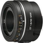 Sony 50mm f/1.8 DT Alpha A-Mount Standard lenshero.com
