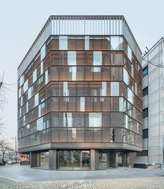 Dogok Office DIA ARCHITECTURE #arquitecturaoficinas #arquitecturafachadas