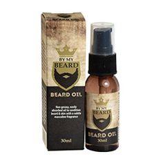 Kompozycja 7 najlepszych olejków roślinnych do pielęgnacji męskiego zarostu.