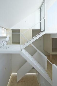 A.L.X. - North-site rail side house, Tokyo 2014