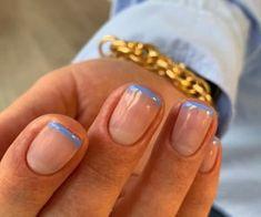 Nagellack Design, Nagellack Trends, Stylish Nails, Trendy Nails, Hair And Nails, My Nails, Nail Manicure, Funky Nails, Fire Nails