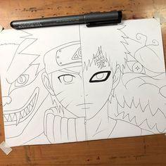 Pin On Naruto Drawings
