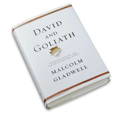 Signed First Edition, David and Goliath