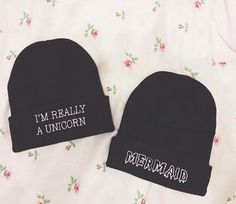 Need this 'i'm really a unicorn' beanie!!