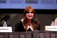 Karen Gillan by Gage Skidmore, via Flickr