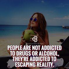 True definition of addiction