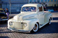 Ford F pickup | Flickr - Photo Sharing!