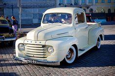 Ford F pickup | Flickr - Photo Sharing!