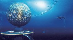 This Japanese Company Wants to Build a Submersible City on the High Seas - PopularMechanics.com