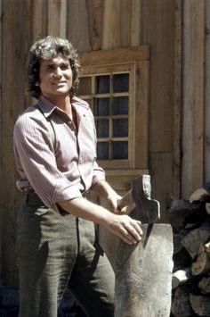 Michael Landon (Pa!) .. Little House On The Prairie