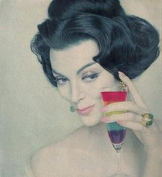 Carmen Dell'Orefice then . amazing