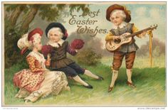 Postcards > Topics > Holidays & Celebrations > Easter - Delcampe.net
