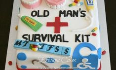 Birthday Cake Pictures For Man Ideas FM 001