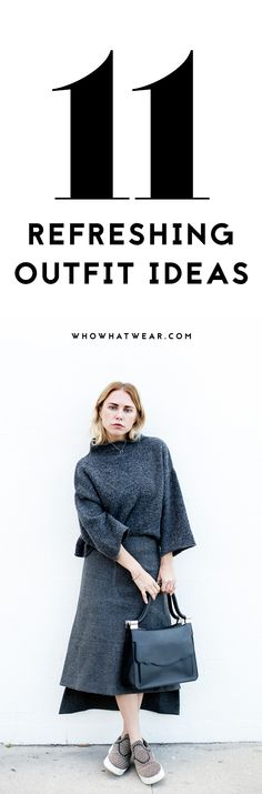 Give your fall wardrobe an update