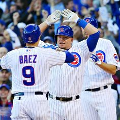 By putting away the Cardinals, Cubs earn the right to keep their party going