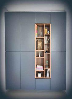 25 ideas diy storage ideas wardrobe shelves for 2019 Wardrobe Design Bedroom, Diy Wardrobe, Wardrobe Storage, Perfect Wardrobe, Wardrobe Ideas, Wardrobe Doors, Built In Wardrobe, Bedroom Storage, Diy Storage Boxes