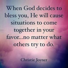 This is faith i might not understand or agree of what i had to go threw and why it took so long to know what i do about myelf now. I give my time to lord i go to talk to those who listen to me i have giving all i have left to God and i pray he is listening and helping me.