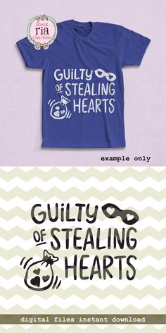 Guilty of stealing hearts cute fun funny kids by LoveRiaCharlotte