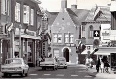 Grootestraat Oldenzaal (jaartal: 1960 tot 1970) Street View, Pictures, Nostalgia