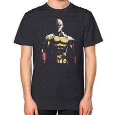 Saitama Unisex T-Shirt (on man)