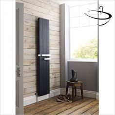 Add a stylish touch to your bathroom décor with a designer radiator! The Hudson Reed Ceylon Radiator features a contemporary design that looks good in any modern bathroom. Tall Radiators, Flat Panel Radiators, Horizontal Radiators, Bathroom Radiators, Wall Heater Cover, Heater Covers, Large Radiator Covers, Towel Radiator, Radiator Valves