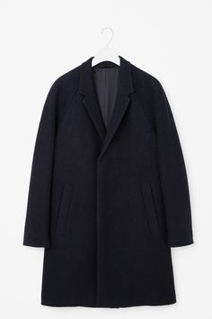 COS & MR PORTER | Oversized wool coat