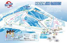 ナスパニューオータニリゾート湯沢 | ゲレンデMAP. NASPA Ski Garden is a good place due to skiers-only.