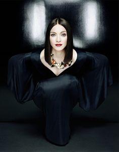 laurapalmerwalkswithme:  Madonna by Patrick Demarchelier for Harper's Bazaar, 1999