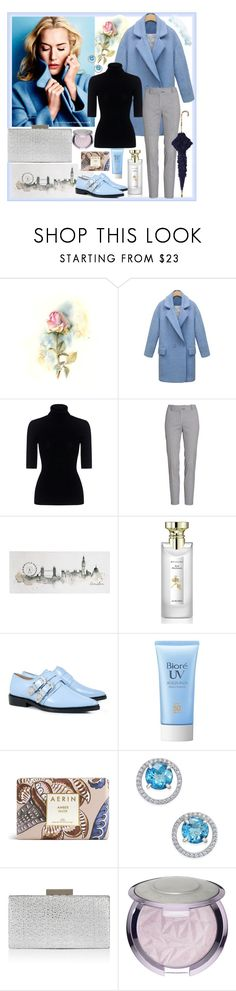 """""""Kate Winslet's Elegant Style"""" by natalyapril1976 on Polyvore featuring WithChic, Theory, Altuzarra, Graham & Brown, Bulgari, Toga, Bioré, AERIN and Monsoon"""