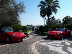 Two Ferrari are Better Than One!!!