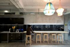 NOVA ISKRA: A Multifunctional Coworking Space for Creatives Photo