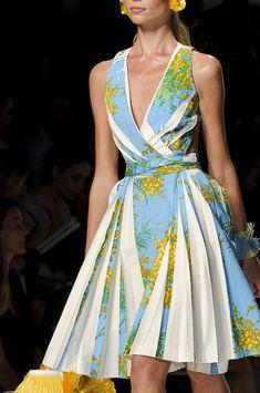 Blumarine Spring fashion & accessories