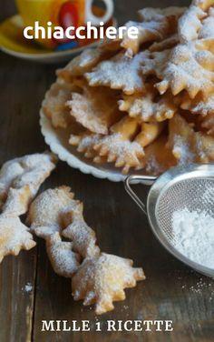 Mini Desserts, Cookie Desserts, Cookie Recipes, Beignets, Croissant, Great Recipes, Vegan Recipes, Italian Pastries, Biscotti Cookies