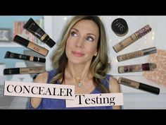 Testing Makeup Primers ~ For Mature Skin - YouTube