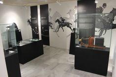 """Exposición """"Orígenes del cine"""". Museo interactivo de la Música Málaga."""